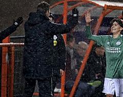 Toptalent blinkt uit in Jong PSV: 'Spelers van het eerste gaven veel vertrouwen'