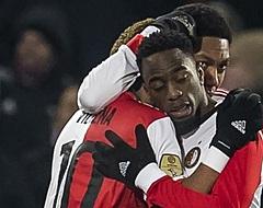 Feyenoord verslaat Duitsers nipt in oefenduel, rentree Fer na 8 jaar