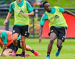 """Haps daagt Ajax uit: """"Waarom zou dat nu niet wéér kunnen?"""""""