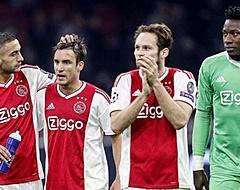Bizar: halve Ajax-basis op scherp in achtste finales Champions League