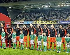 'Verandering op komst in vaste opstelling Nederlands elftal'
