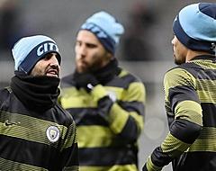 Guardiola: 'Ik ben de reden dat hij niet speelt'