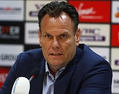 """Eenhoorn stellig over Feyenoord: """"Nooit iets concreet geworden"""""""