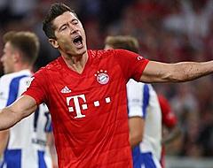 Bayern opent Robben-loze periode met puntenverlies