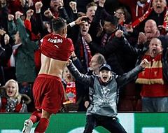 Klopp na huzarenstukje Liverpool: 'Het is echt ongelooflijk'