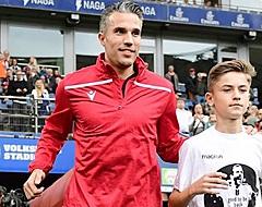 Robin van Persie laat zich uit over zwalkend Feyenoord