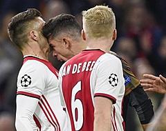 'Ajax aast op werkelijk sensationele recordtransfer'