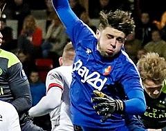 """Begeerde goalie grapt: """"Real Madrid zie ik wel zitten"""""""