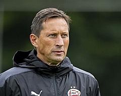 Bijzondere moves Schmidt bij PSV: 'Niet raar van opkijken'
