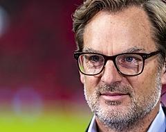"""De Boer ziet kansen voor Ajax: """"Horen bij de topvier van de Europa League"""""""