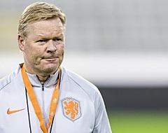 """Koeman baalt van Eredivisie-clubs: """"Maar dat gebeurt niet.."""""""