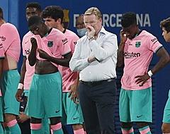 'Koeman verliest vertrouwen in bestuur Barcelona'