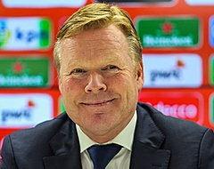 'Koeman doet omstreden belofte aan Oranje-international'