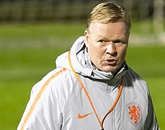 'Forse streep door de rekening voor Koeman en Oranje'