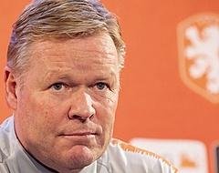 'Nederland walgt van Ronald Koeman na uitspraak'