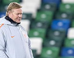 'Koeman zorgt voor grote verrassing in Oranje-opstelling'