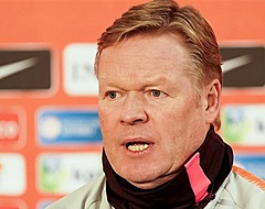 'Koeman zet mogelijk mes in Oranje-selectie voor EK'