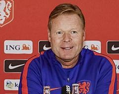 <strong>De 11 namen bij Nederland en Engeland: Oranje tóch met Dost</strong>