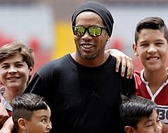 Ronaldinho deelt compliment uit aan Nederlander: 'De állerbeste'