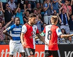 'Feyenoord moet een psycholoog op de bank zetten'