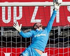 Eredivisie-goalie imponeert: 'Voor clubs als Groningen, Vitesse, Utrecht'