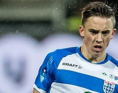 """PEC Zwolle-steunpilaar: """"Bijna zeker dat ik in februari nog bij deze club speel"""""""