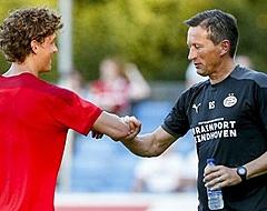 Sam Lammers laat zich gelden in oefenduel PSV