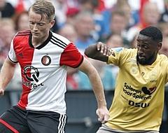 """""""Heb niet het idee dat hij heel gelukkig is bij Feyenoord"""""""