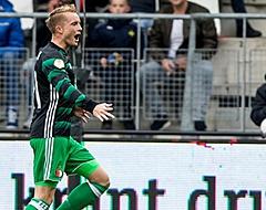 Feyenoorder Larsson haalt uit naar Heerenveen