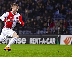 """Larsson schrikt van heftig Feyenoord-nieuws: """"Heel jammer"""""""