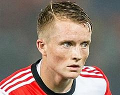 Feyenoord selecteert negentien man: Larsson inzetbaar