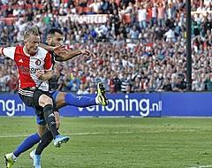 Feyenoord zet goede uitgangspositie neer in eigen Kuip