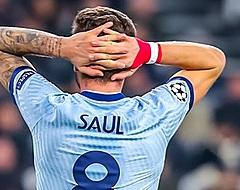 Saúl verrast vriend en vijand met nieuws over nieuwe club