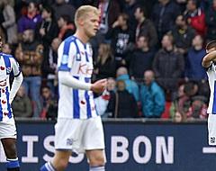 "Heerenveen rekent op einde seizoen: ""Acht die kans klein"""