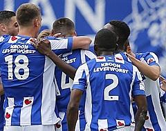 'Heerenveen wil aanvaller nog in augustus bij voorkeur verkopen'