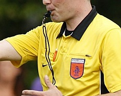 Schok in amateurvoetbal: scheidsrechter krijgt hartaanval