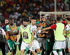 Algerije nummer één van Afrika na razendsnelle treffer