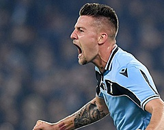 Lazio wint en is Internazionale voorbij in Serie A