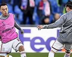 'Ajacied Sergiño Dest spil in opmerkelijk transferspel'
