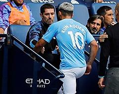 🎥 Sergio Agüero clasht voor de camera met Guardiola