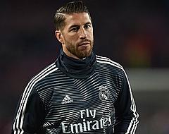 'Sergio Ramos choqueert Real Madrid met mededeling'