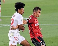 Anonieme rol voor De Jong bij winnend Sevilla