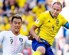 Granqvist schiet Zweden vanaf elf meter langs Zuid-Korea