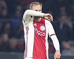 'Ajax moet het contract van Siem de Jong verscheuren'