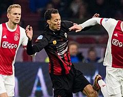 Ajax-supporters hebben dringend advies voor Overmars