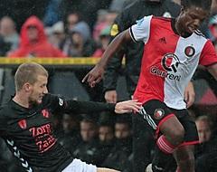 Van Persie helpt ploeterend Feyenoord in slotminuten langs FC Utrecht