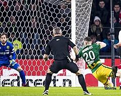 Verbazing bij PSV-ADO: 'Wat ongelooflijk laf'