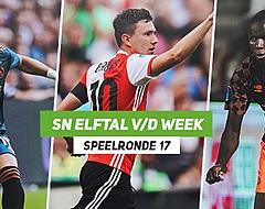 <strong>SN Elftal van de Week: Ajax en PSV zakken wéér door het ijs</strong>
