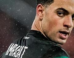 Amrabat kritisch op Feyenoord: 'Het is moeilijk om fit te blijven'