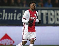 Hansen wil vaste plek bij Jong Ajax: 'Daar ga ik voor knokken'